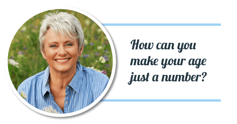 How can you make your age just a number? Dentistry might be the answer